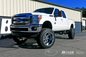 Ford F-350 tuning
