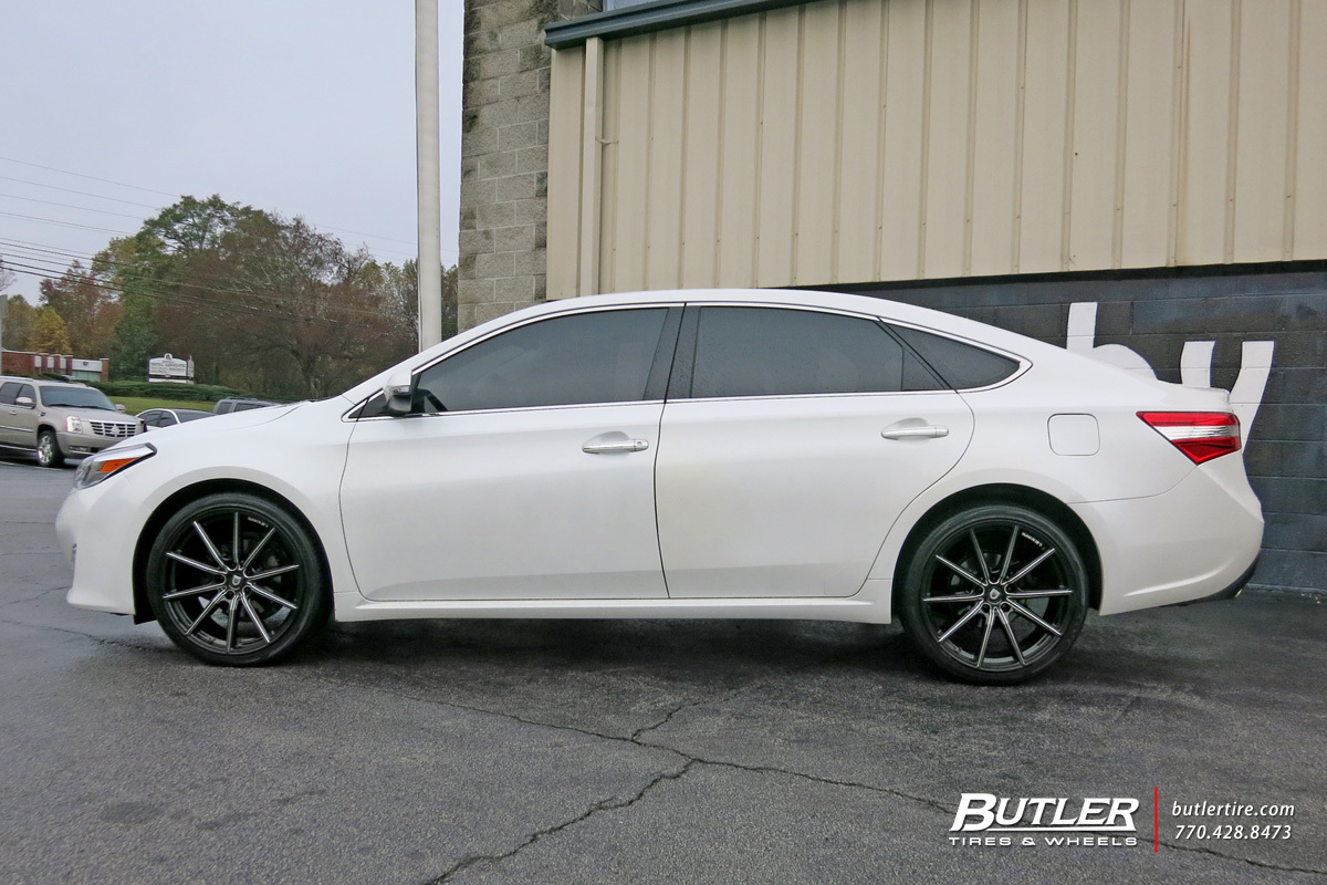 Toyota Avalon Touring Tire Size
