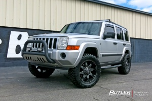 Jeep  Commander tuning