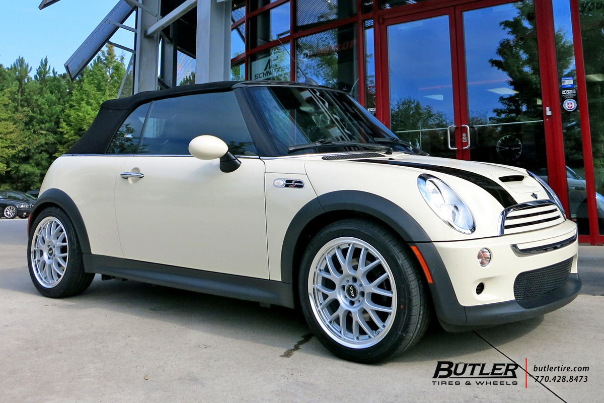 mini cooper custom wheels asa ar 1 17x et tire size. Black Bedroom Furniture Sets. Home Design Ideas