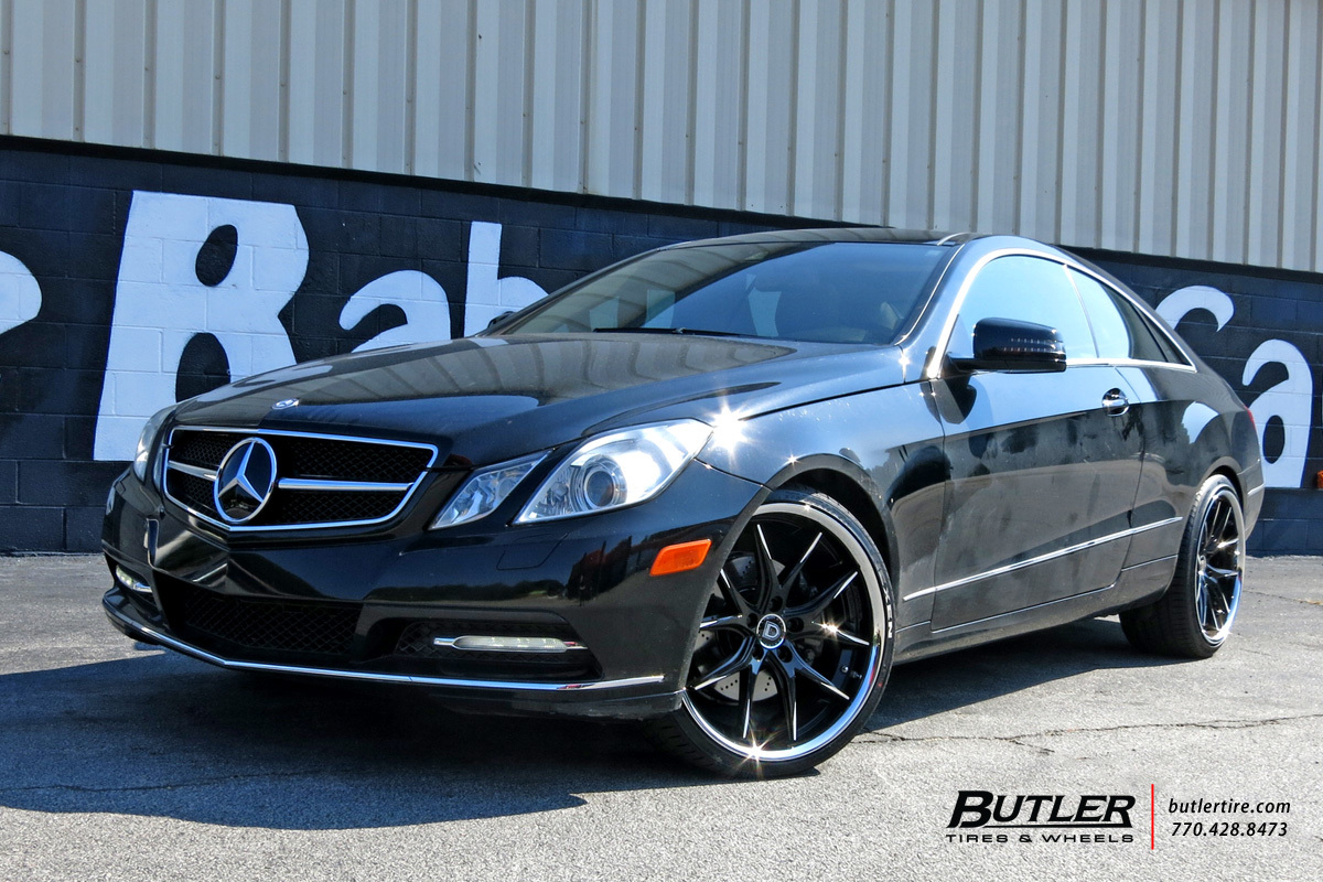 mercedes benz e class custom wheels lexani r twelve 20x
