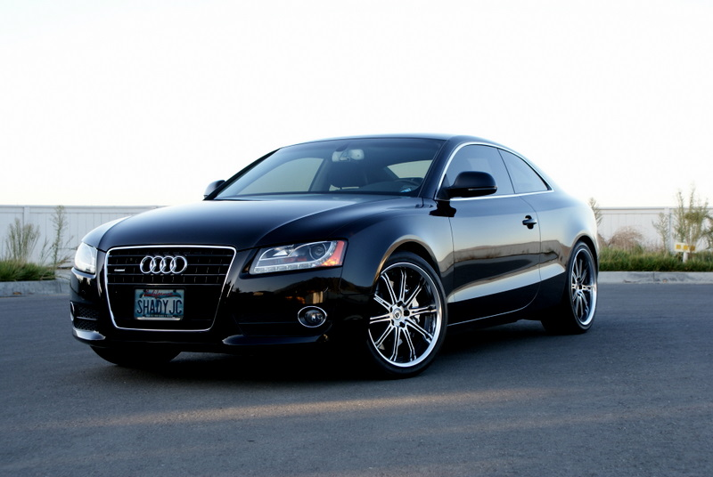 photo 1 Audi A5 custom wheels WORK Schwert SC1 19x9.0, ET , tire size 255/35 R19. x ET