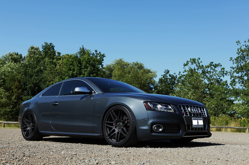 photo 1 Audi A5 custom wheels Forgestar F14 20x, ET , tire size / R20. x ET