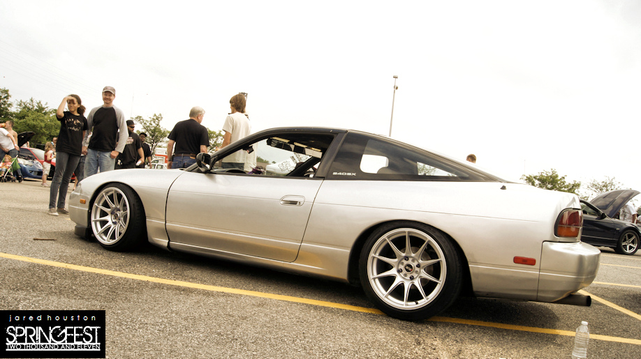 photo 2 Nissan S13 custom wheels XXR 527 17x9.75, ET 0, tire size 205/40 R17. 17x ET+25 225/45 R17