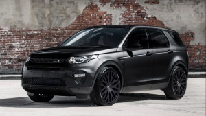 Land Rover Discovery Sport tuning