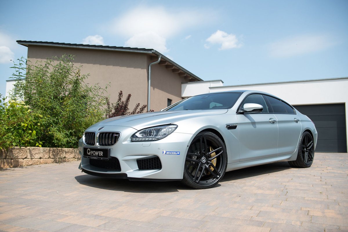 Bmw M6 0 60 >> BMW M6 Gran Coupe custom wheels G-Power Hurricane RR 21x, ET , tire size 255/30 R21. x ET 295/25 R