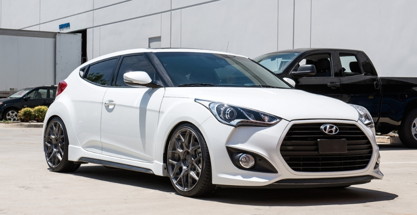 hyundai veloster custom wheels avant garde m590 19x8 5 et. Black Bedroom Furniture Sets. Home Design Ideas