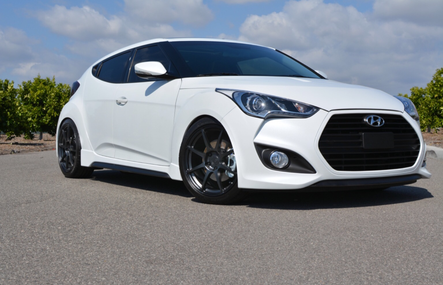 Hyundai Veloster Custom Wheels Bc Forged Rs 31 18x8 0 Et
