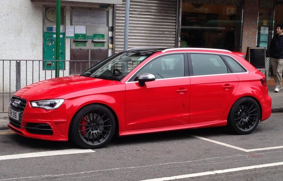 Audi S3 Custom Wheels Enkei Rs05rr 18x8 5 Et 45 Tire