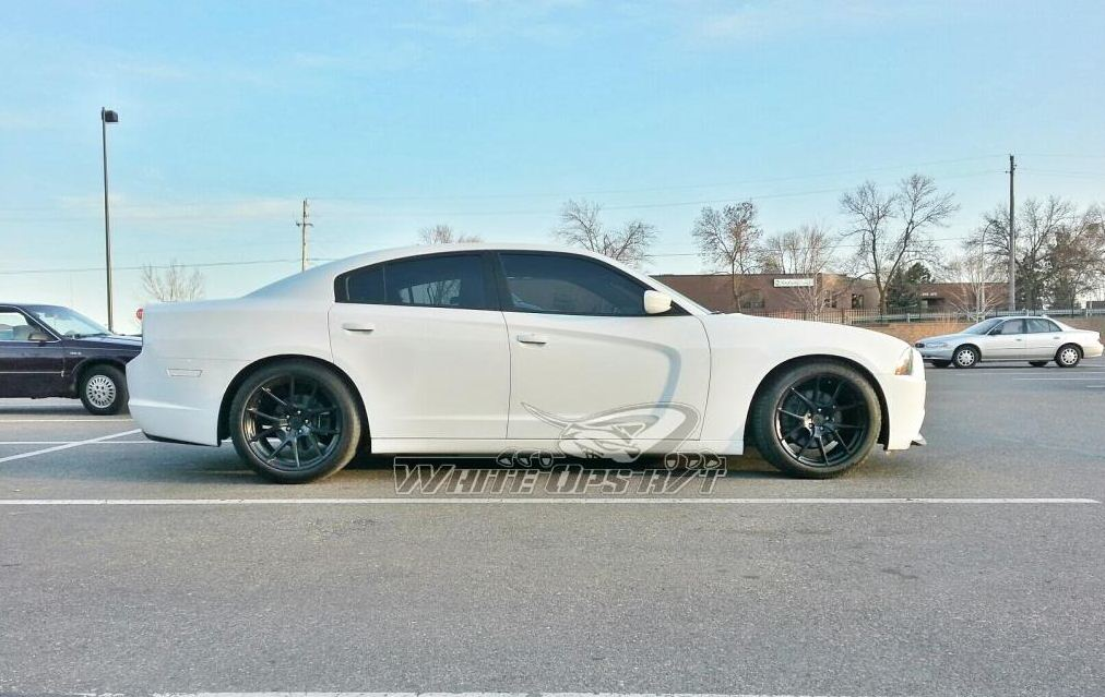 Dodge Charger custom wheels Bravado Tribute 20x9.5, ET ...
