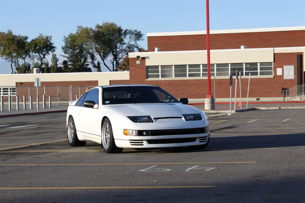 photo 2 Nissan 300ZX 2-seat enkei rpf1 17x9.0
