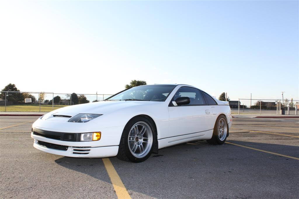 photo 3 Nissan 300ZX 2-seat enkei rpf1 17x9.0