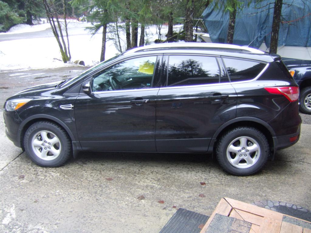 2014 Ford Escape Tires >> Ford Escape Oem Ford Taurus 16x