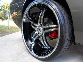 List of cars that fit 255/35 R22 tire size. What models ...