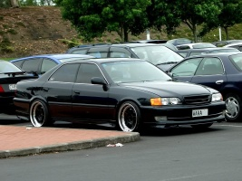 Toyota Chaser tuning