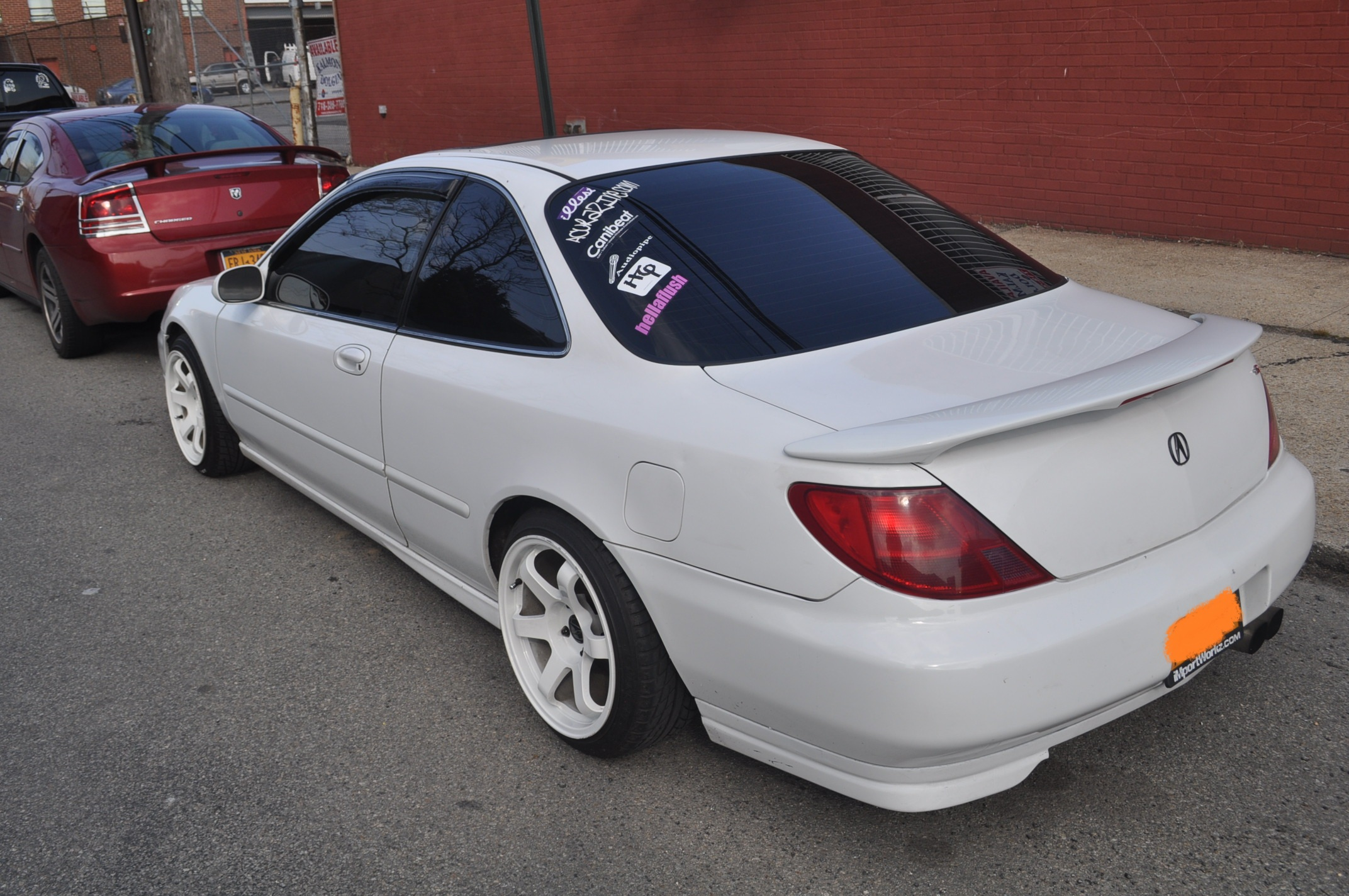 Acura CL Custom Wheels ROTA GRID X ET Tire Size - Acura cl 97