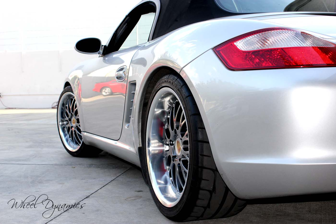 Photo 1 Porsche Boxster Custom Wheels Pentera 19x8 5 Et Tire Size