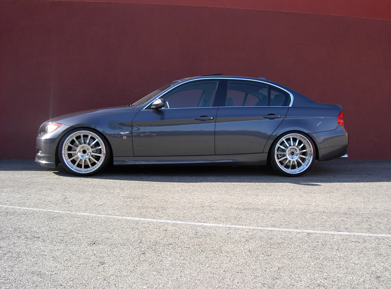 photo 5 BMW 330 custom wheels Agio13  20x8.5, ET , tire size 245/30 R20. 20x10.0 ET 285/25 R20