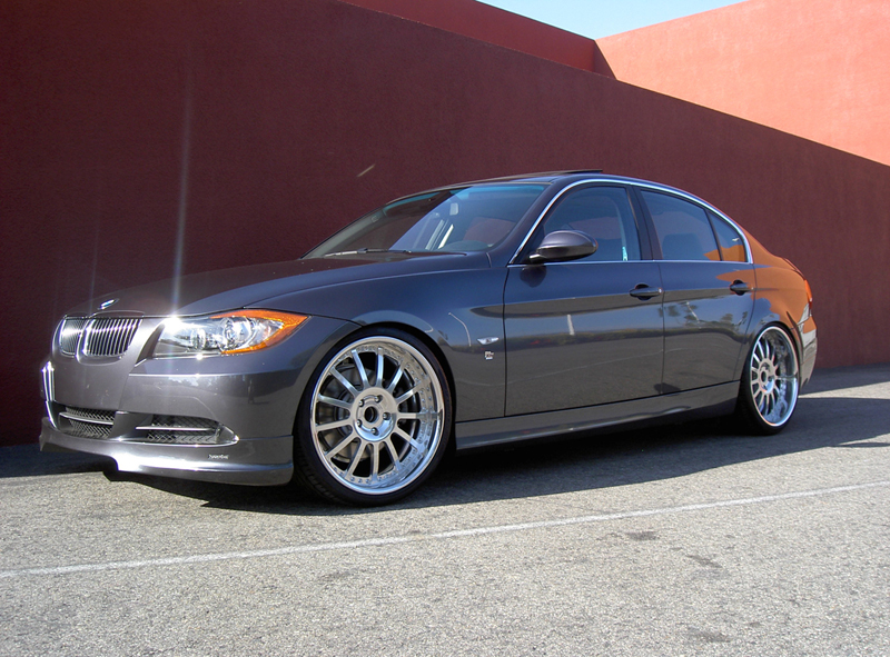 photo 2 BMW 330 custom wheels Agio13  20x8.5, ET , tire size 245/30 R20. 20x10.0 ET 285/25 R20