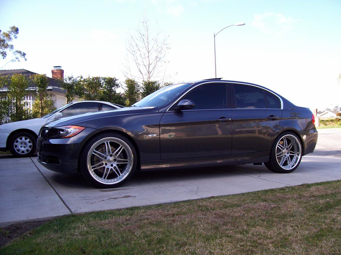 photo 2 BMW 330 IForged Daytona 20x