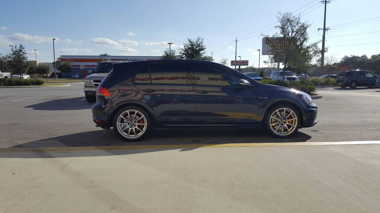 photo 2 Volkswagen GTI custom wheels VMR   18x8.5, ET +45, tire size 255/35 R18. x ET