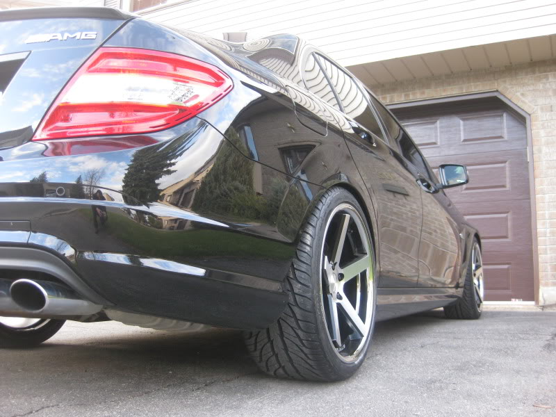 Mercedes benz c class custom wheels stance sc 5ive 19x8 5 for Mercedes benz c300 tire size