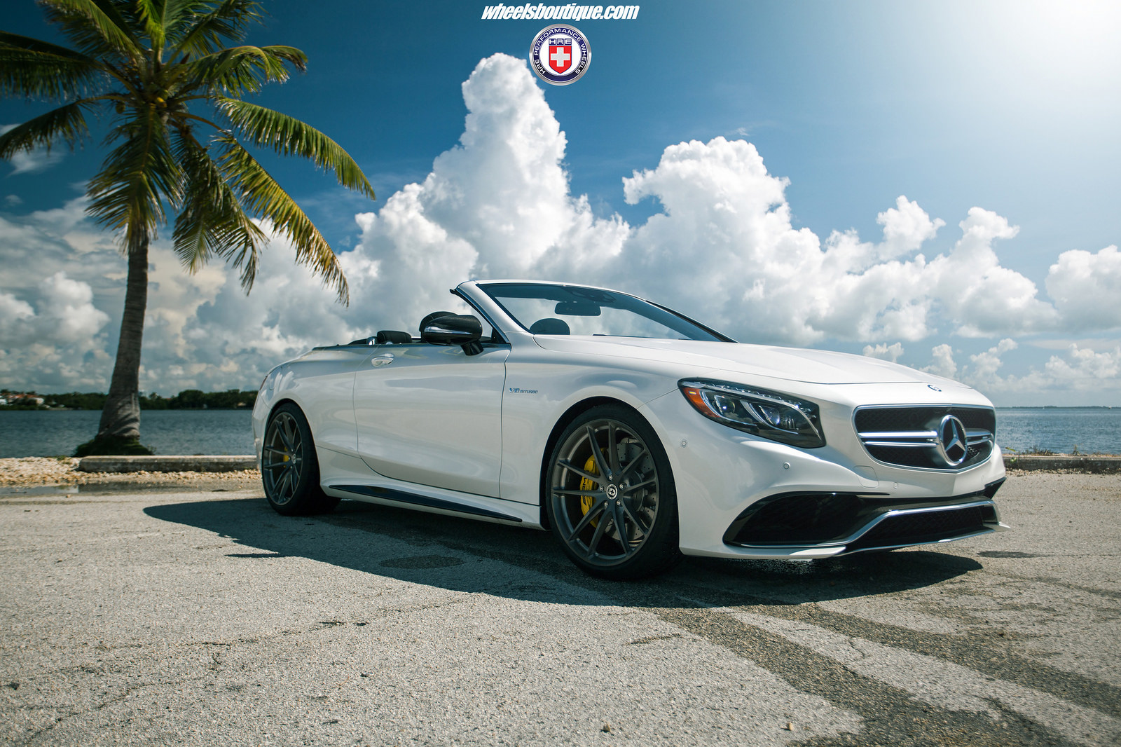 Mercedes benz amg s63 custom wheels hre p104 21x9 5 et for Mercedes benz tire sizes