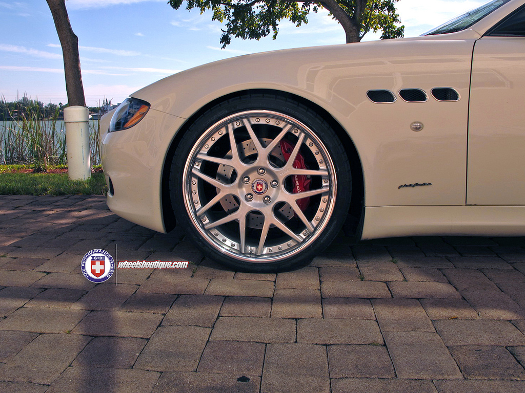 maserati quattroporte custom wheels hre 940rl 21x9 0 et. Black Bedroom Furniture Sets. Home Design Ideas
