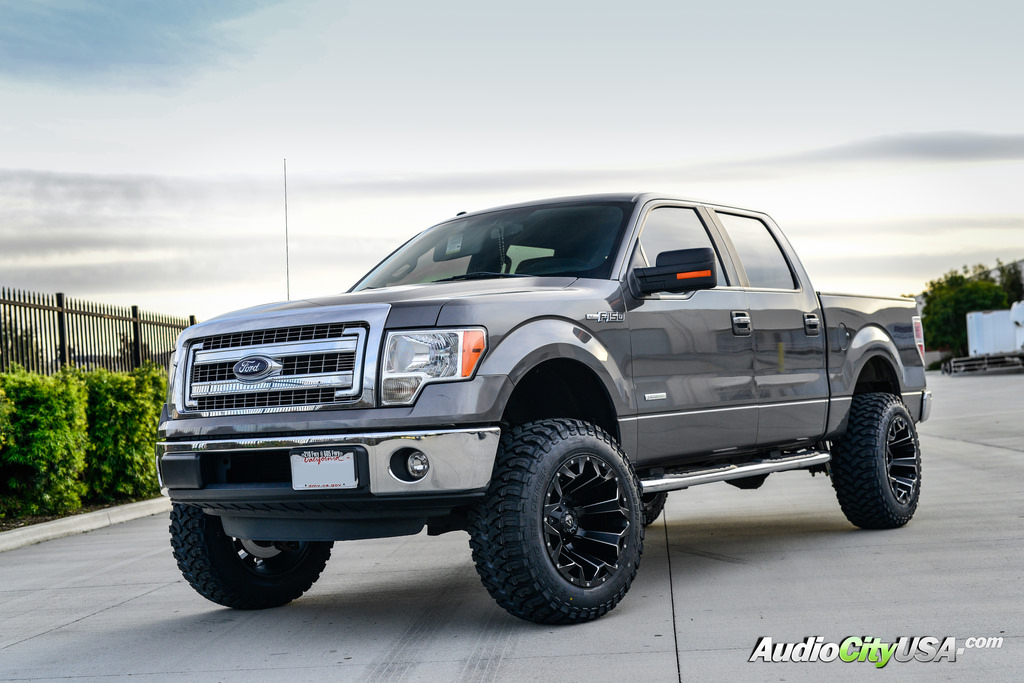 photo 1 Ford F-150 Fuel  D546  20x12.0