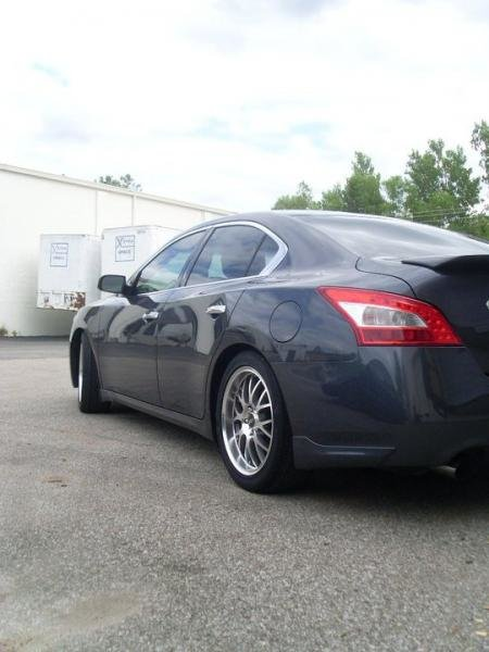 photo 1 Nissan Maxima custom wheels ASA  18x, ET , tire size / R18. x ET