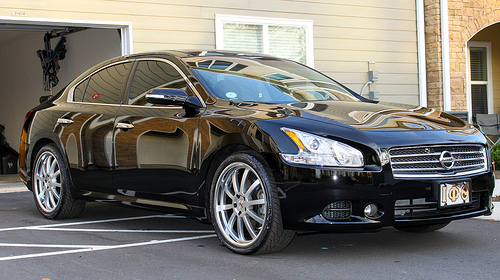 photo 2 Nissan Maxima custom wheels TSW  Willow 20x8.5, ET , tire size 255/35 R20. x ET