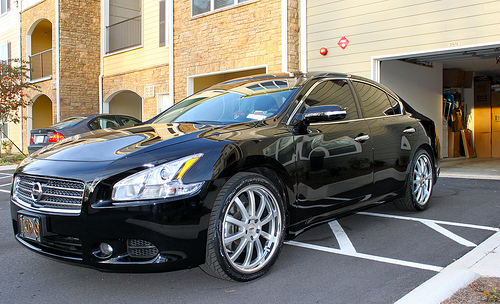 photo 1 Nissan Maxima custom wheels TSW  Willow 20x8.5, ET , tire size 255/35 R20. x ET