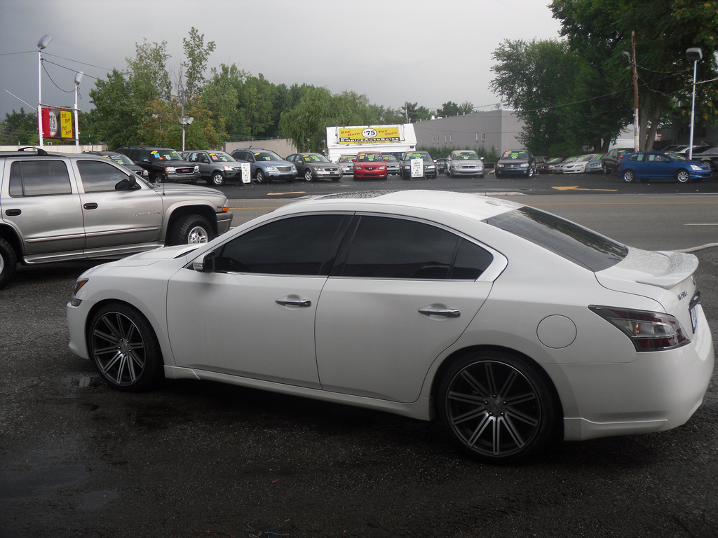 photo 4 Nissan Maxima custom wheels Vossen CV-4 20x9.0, ET , tire size / R20. 20x10.5 ET