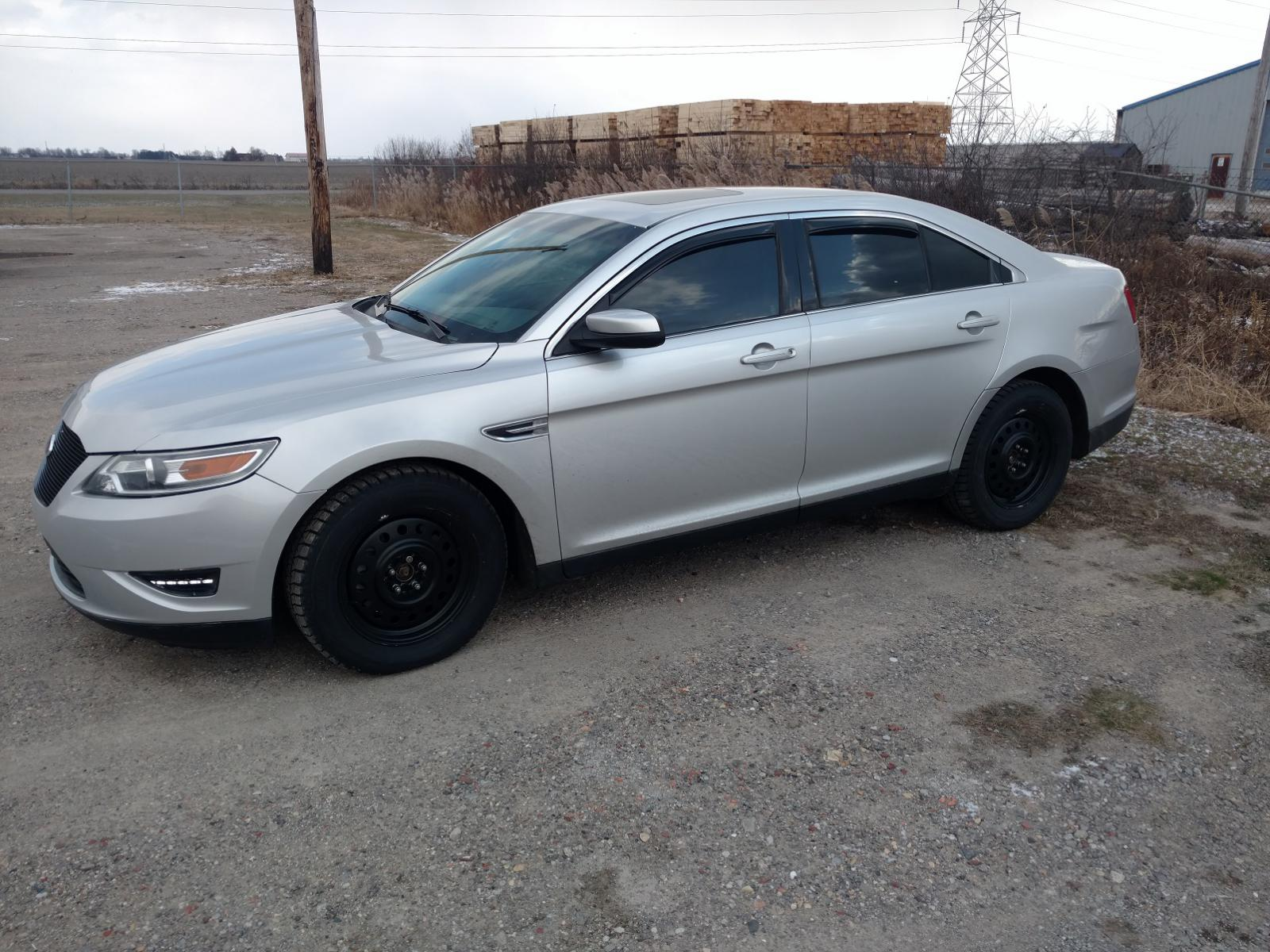 photo 2 Ford Taurus custom wheels American Racing  17x, ET , tire size 235/60 R17. x ET