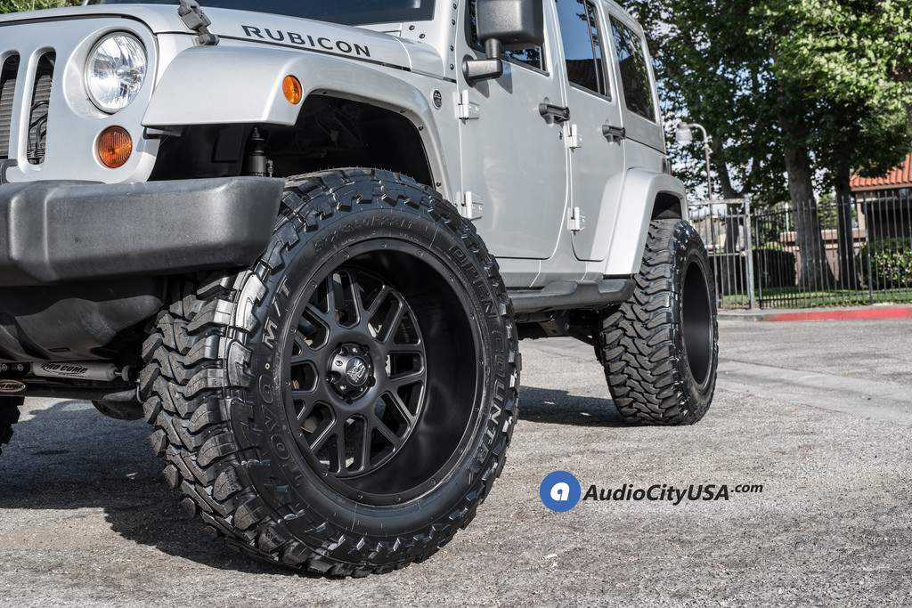 photo 3 Jeep Wrangler custom wheels XD XD820 Grenade 22x12.0, ET , tire size 345/55 R22. x ET