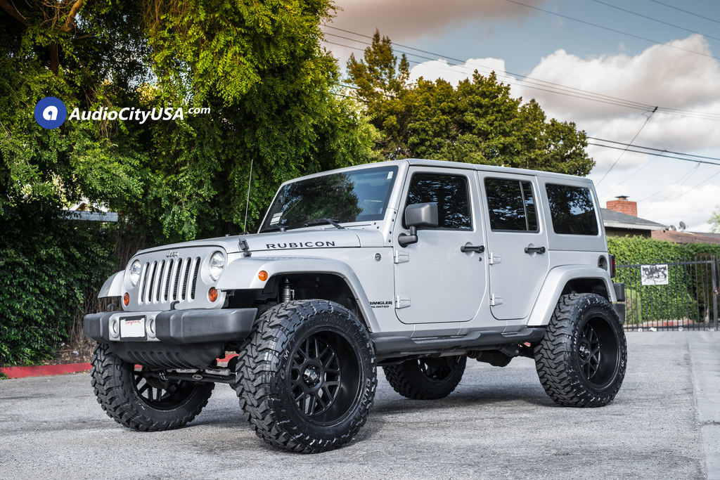 photo 6 Jeep Wrangler custom wheels XD XD820 Grenade 22x12.0, ET , tire size 345/55 R22. x ET