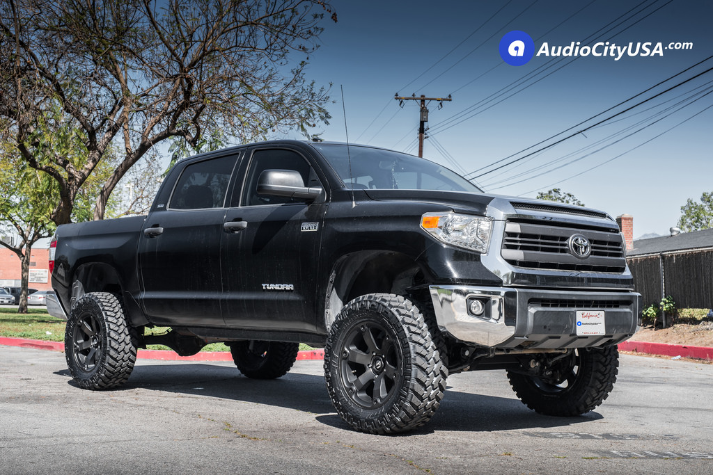 photo 6 Toyota Tundra Fuel D564 20x9.0