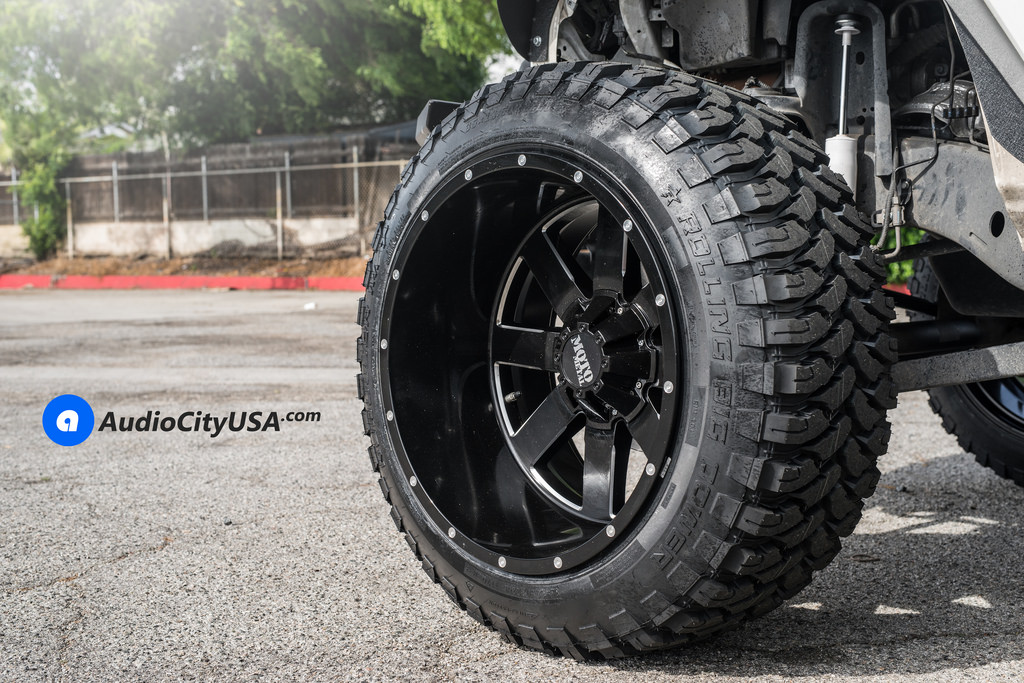 photo 1 Jeep Wrangler custom wheels Moto Metal 962 22x14.0, ET , tire size 315/50 R22. x ET