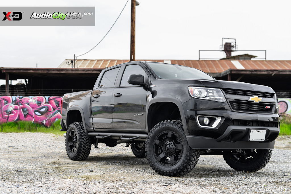 photo 5 Chevrolet Colorado XD 811 Rockstar 2 18x9.0