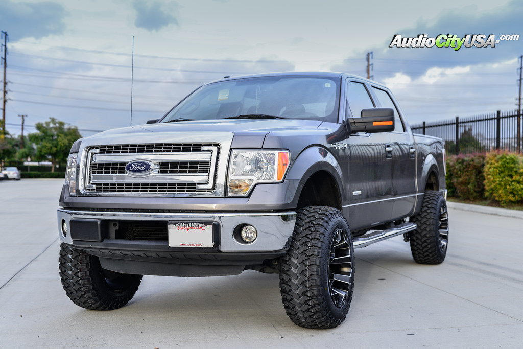 photo 4 Ford F-150 Fuel D546 20x12.0