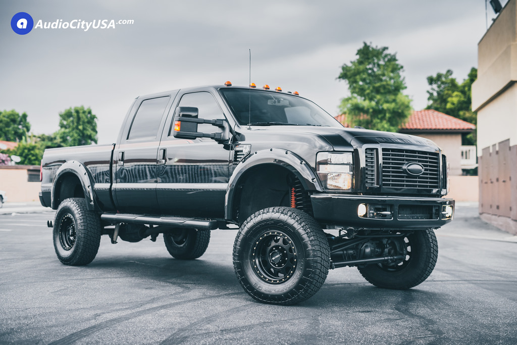 photo 2 Ford F-250 custom wheels Method Vex 311 18x9.0, ET , tire size 315/75 R18. x ET