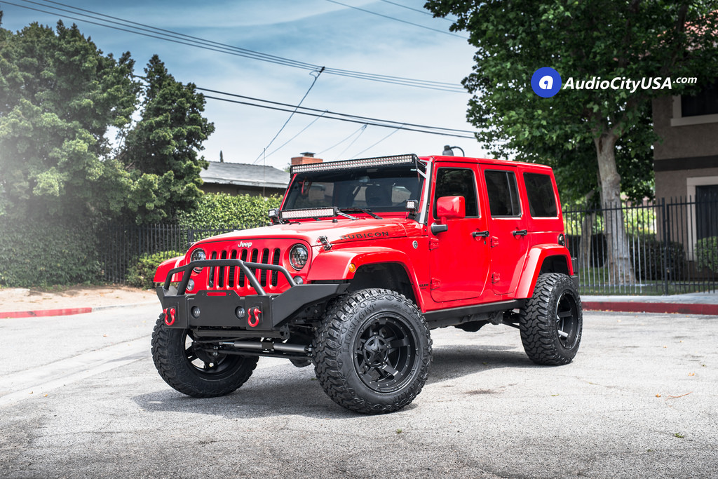 photo 3 Jeep Wrangler custom wheels XD 827 20x12.0, ET , tire size 315/60 R20. x ET