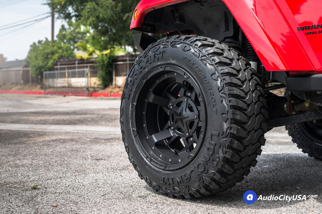 photo 1 Jeep Wrangler custom wheels XD 827 20x12.0, ET , tire size 315/60 R20. x ET