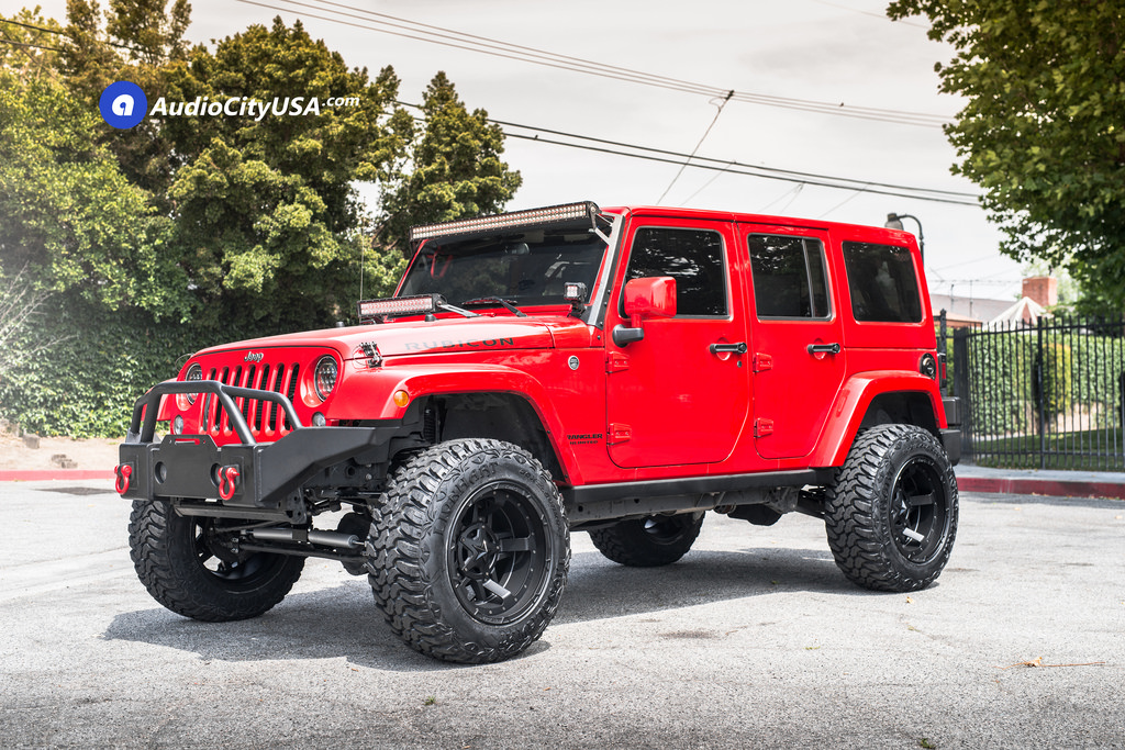 photo 5 Jeep Wrangler custom wheels XD 827 20x12.0, ET , tire size 315/60 R20. x ET