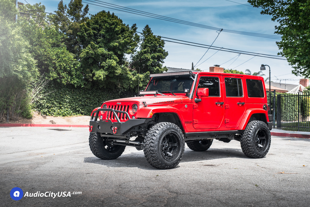 photo 6 Jeep Wrangler custom wheels XD 827 20x12.0, ET , tire size 315/60 R20. x ET