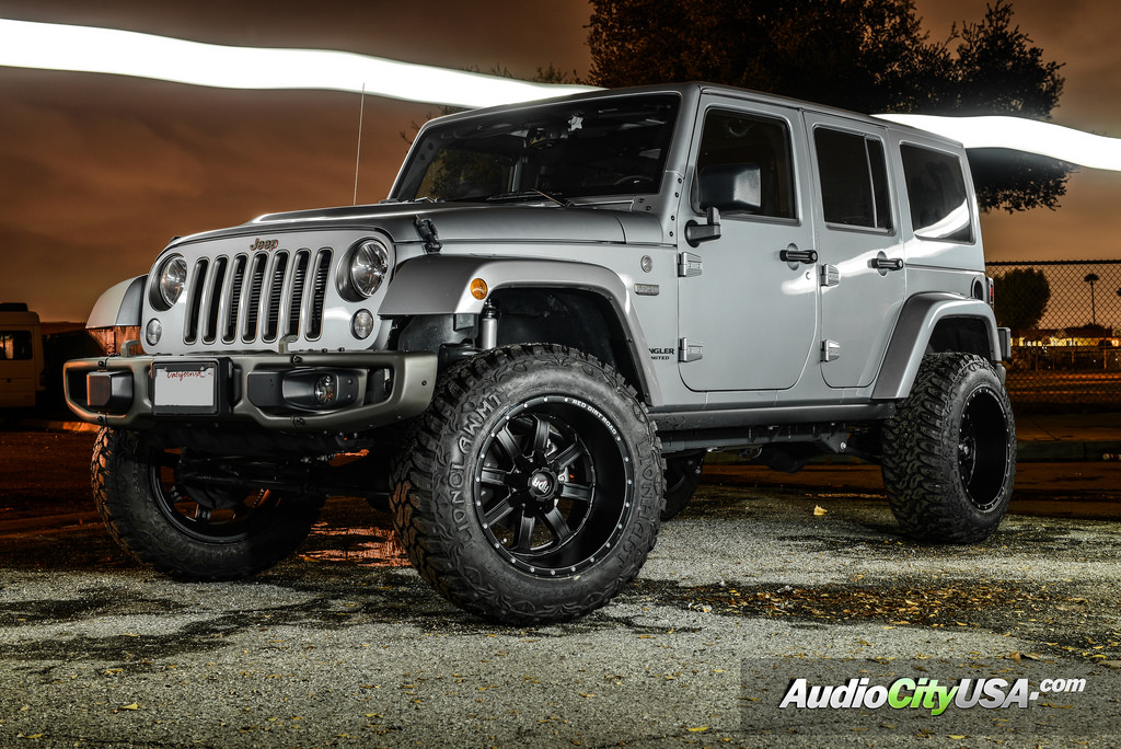 photo 2 Jeep Wrangler RDR RD01 20x12.0