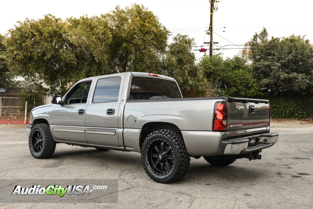 photo 4 Chevrolet Silverado 1500 RDR RD01 20x9.0