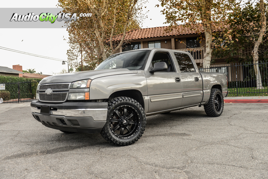 photo 5 Chevrolet Silverado 1500 RDR RD01 20x9.0