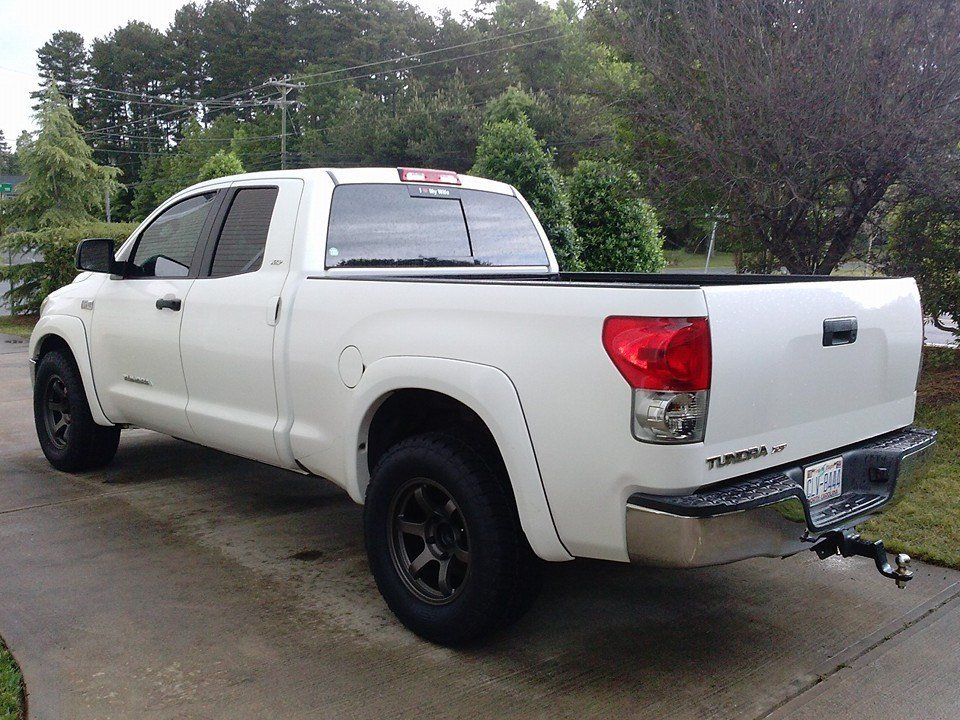 photo 1 Toyota Tundra custom wheels FN BFD 18x9.0, ET +12, tire size 305/60 R18. x ET