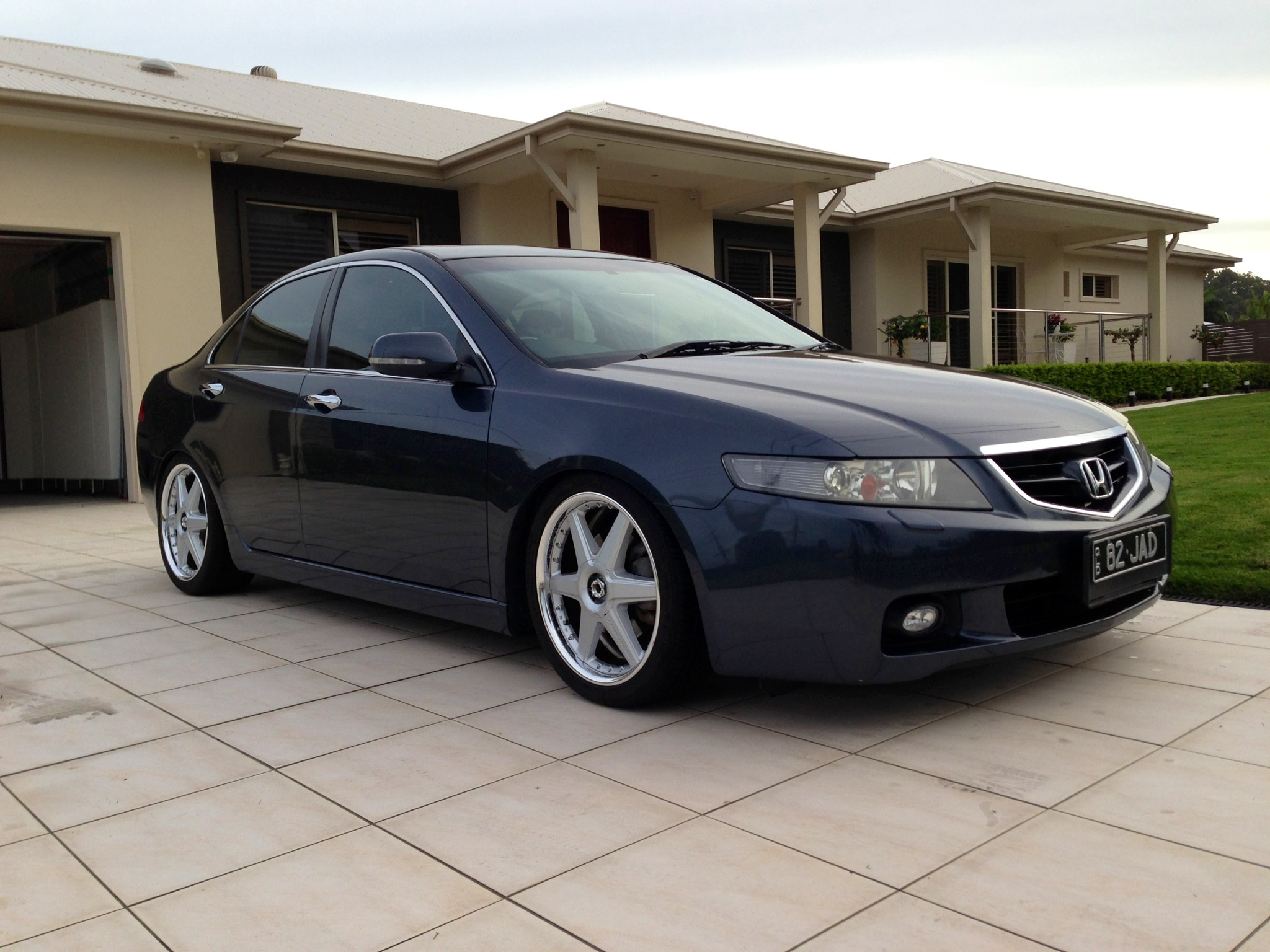 Custom Acura TSXs List Of Modified Cars Tuning Options - Acura tsx wheel offset